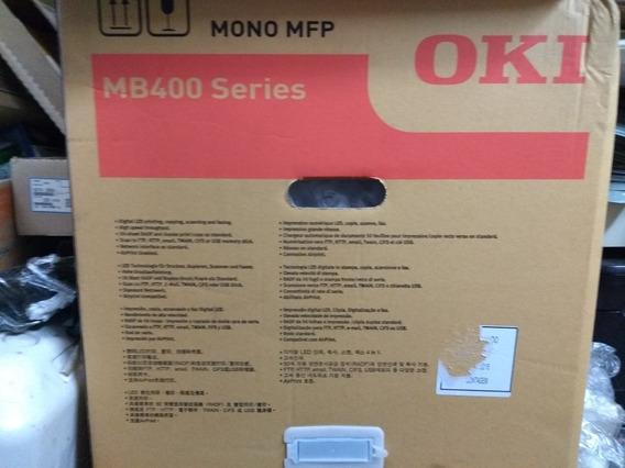 Multifuncional Oki Mb491+