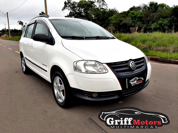Volkswagen Sapcefox 1.6 Confortline 2007