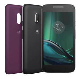 Smartphone Motorola Moto G4 Play Xt1603 16gb Tv - Vitrine