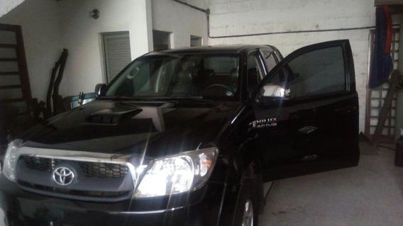 Toyota Hilux 3.0 Srv Cab. Dupla 4x4 4p 2007