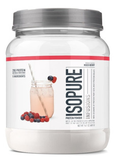 Isopure Infusions Protein Powder Whey Protein Importado Iso