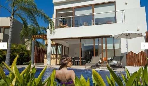 Casa En Venta En Rivera Nayarit