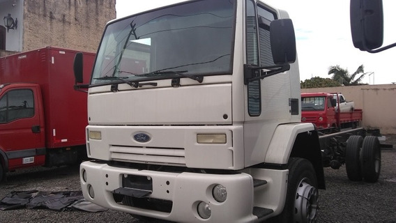 Ford Cargo 1722 2009 Toco Chassis