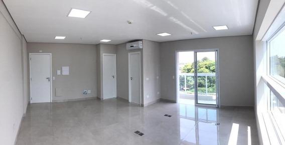 Sala Comercial - 55m² - Gonzaga - Santos -