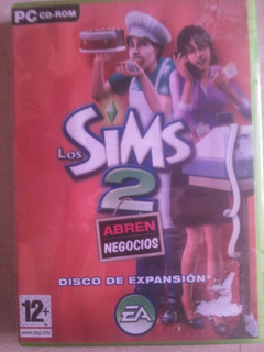 The Sims 2 Expansion Negocios Pc Cdrom