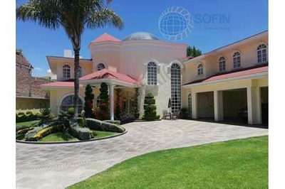 Residencial Arboledas De Santa Elena, Excelente Residencia En Pachuca, Hgo.!!!!