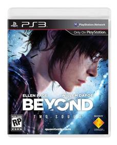 Beyond Two Souls Ps3 Lacrado! Mídia Física