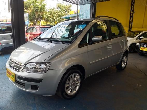 Fiat Idea 1.4 Elx Flex 5p 2010 Completo
