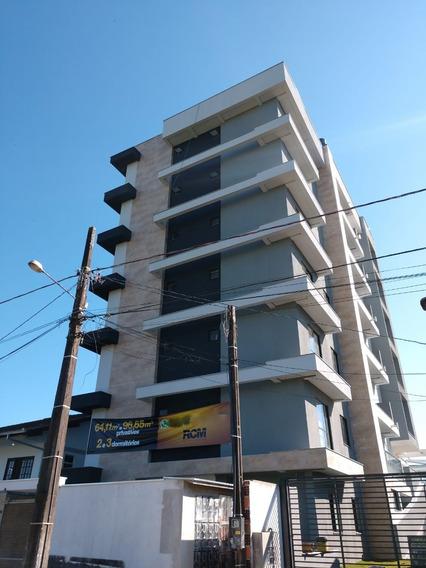 Apartamento No Santo Antônio | 63 A 96 M² | 02 Quartos Ou 01 Suíte + 02 | Opção 02 Vagas - Sa01096 - 34492472