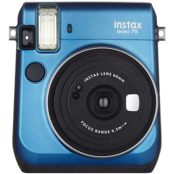 Câmera Fujifilm Instax Mini 70 - Instantânea Pronta Entrega