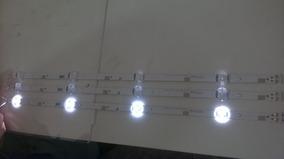 Barra Led Samsung Un43j5200 Lm41-00357a ((4 Leds