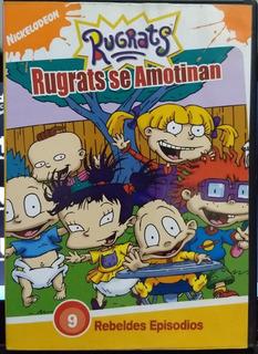 Rugrats Se Amotinan,dvd Original