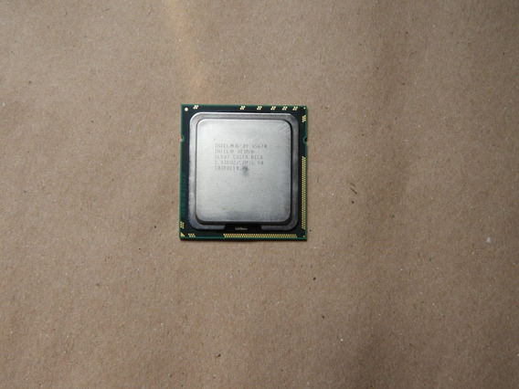 Xeon X5670 - 2,93ghz Ghz/ 3,33 Ghz - Lga 1366