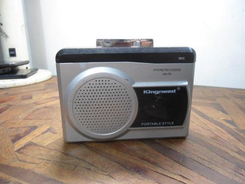 Walkman Kingneed Kn-p6 - No Estado