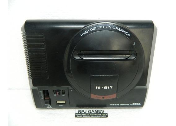Mega Drive 2 - Só O Console - Funcionando - Loja Centro Rj