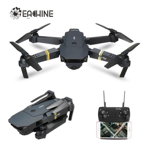 Drone Eachine E58 Com Câmera De 2.1 Mp C/ 2 Baterias