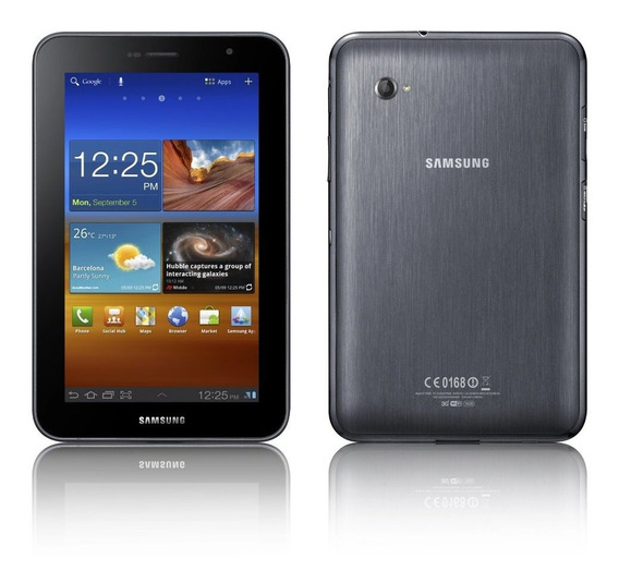 Samsung Galaxy Tab 2 7.0 Plus 16gb Wi-fi 3g Novinho