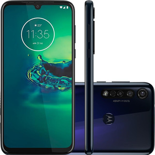 Smartphone Motorola Moto G8 Plus 64gb Câmera Tripla Xt2019-2