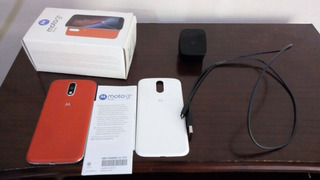 Celular Libre Motorola Motog4 Plus Dual Sim 16mpx 32gb 4g