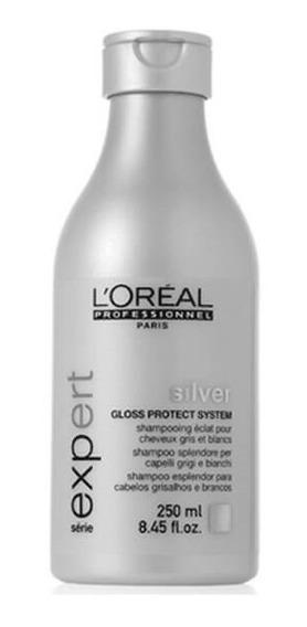 Shampoo Loreal Profesional Silver 250ml.
