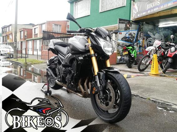 Yamaha Fz 8 2013 !!recibo Tu Moto, Bikers!!