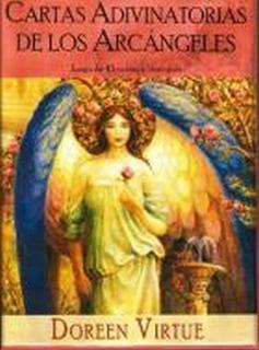 Cartas Adivinatorias De Los Arcangeles ( Libro + Cartas )