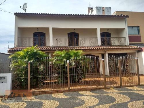 Imagem 1 de 12 de Casa À Venda, 396 M² Por R$ 1.500.000,00 - Barão Geraldo - Campinas/sp - Ca2212