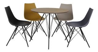 Comedor Eames Industrial Moderno By Arei Design!!!
