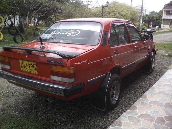 Chevrolet Chevette Chevette 1984