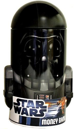 Star Wars Alcancias Disney 18cms Lata Metal Gamestore