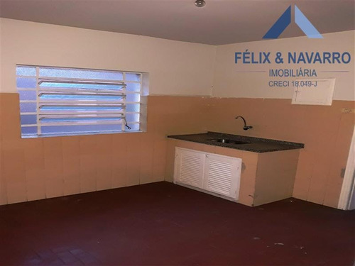 Imagem 1 de 6 de Casa 02 Cômodos E Wc - Vila Souza - 1156