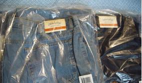 Pantalon Jeans Talla 54 X 30 Mezclilla. Escoge Color/tono.