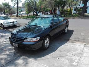 Honda Accord 3.0 Ex-r V6 Mt 2001