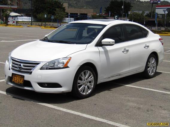 Nissan Sentra B17 Exclusive At 1800cc Aa Ct