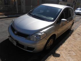 Tiida Sedan 2012 1.8 Flex 4p