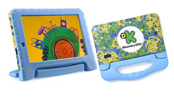 Tablet Kid Pad Discovery Kids Tela 7 Polegadasd
