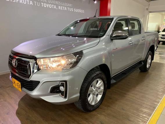 Alquiler Camioneta Toyota Hilux 4x4 Diésel 2.4 C.c 2020 F.e