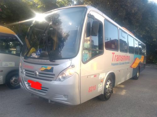 Ônibus Rodoviário Motor Dianteiro Vw 17.230 11/12 48 Lugares