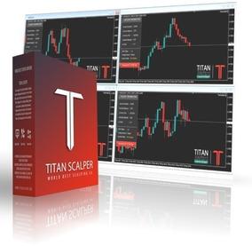 Robô Titan Scalper V2.12 + Af Global Expert + Af Investing