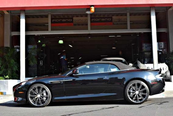 Aston Martin Db9 5.9 Volante At 2015
