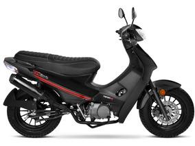 Moto Zanella Zb 125 R Tunning 0km 2018