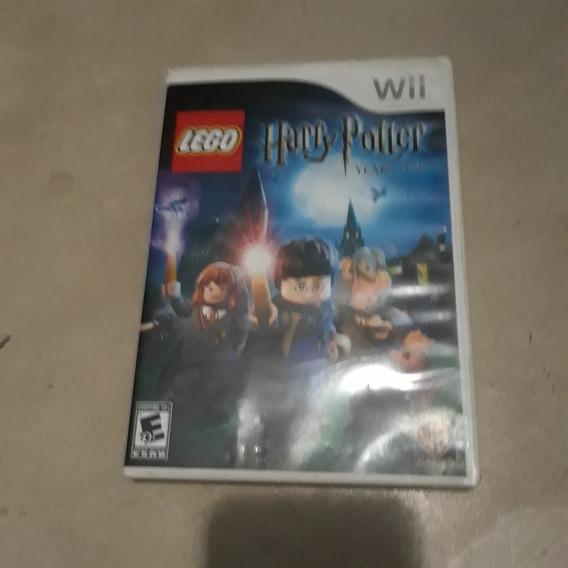 Jogo Lego Harry Potter Years 1-4 Nintendo Wii