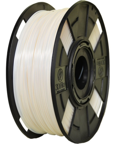 Filamento Pla Branco Easyfill 1,75 Mm 1,0 Kg 3d 3dfila
