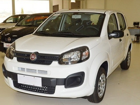 Fiat Uno 1.0 Attractive Flex 5p Completo 0km2019