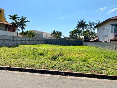 Imagem 1 de 30 de Terreno À Venda, 860 M² Por R$ 1.000.000,00 - Condomínio Residencial Colina - Campinas/sp - Te1004