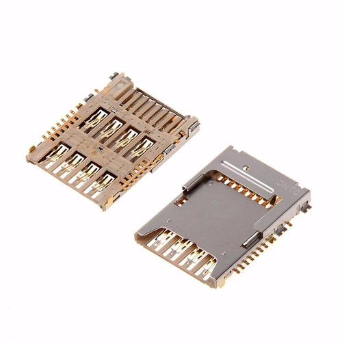 Samsung Galaxy J7 Lector Sim Bandeja Charola Porta Sim Chip