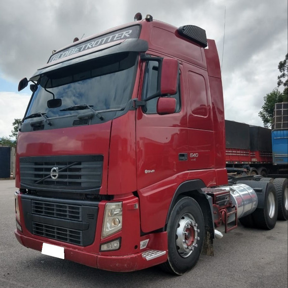 Volvo Fh 540 6x4 Ano 2013 Ishift Globetrotter