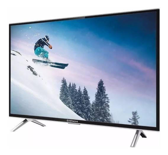 Smart Tv Hitachi 40 Fhd Cdh-le40 Android Netflix 4617