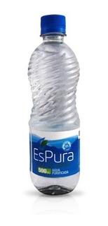 Agua Purificada 36 Unidades 500 Cc S/gas / Espura