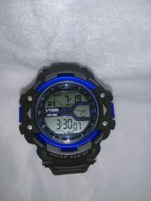 Relógio G-shock Dual Time Com Cronômetro